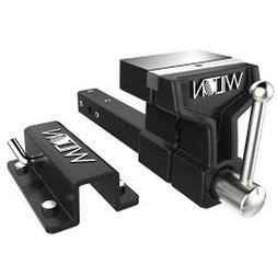 Wilton Tool 10010 Truck Vise Hitch2Bench
