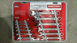 Craftsman 12 pc. Combination Wrench Set  #47047 Metric 12pt.
