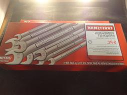Craftsman 8-Piece Standard 12 Point Combination Wrench Set,