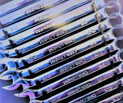 12pc sae combination wrench set 1 4