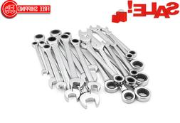 Craftsman 20 pc Ratcheting Combination Wrench Set