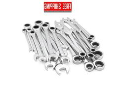 Craftsman 20 pc. Ratcheting Combination Wrench Set