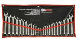 GRIP 24-Piece Combination Wrench Set MM/SAE