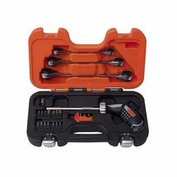 Bahco 808050P-25 Pistol Grip Ratcheting Set
