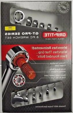Grip-Tite 515 GT-Pro 6pc Wrench Set, SAE