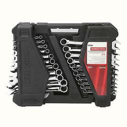 Craftsman 52 pc. Combination Wrench Set Inch & Metric Sizes