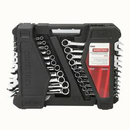 Craftsman 52pc Piece Combination Wrench Set Inch & Metric SA