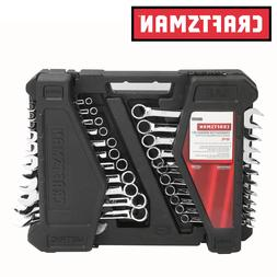 Craftsman 52pc Piece Combination Wrench Set NEW Free Shippin