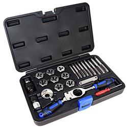 Astro Pneumatic Tool 7582 Metric Automotive Tap & Die Set