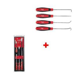 Milwaukee 48-22-9215 4 Pc Hook & Pick Set
