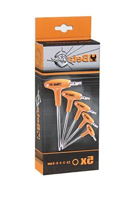 96T/S5P Metric Offset Hexagon Key Wrenches with Handle