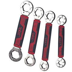 """ABC Products"" -  - Skill 4 Piece - Box End Wrenches - Works"