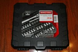 Craftsman 42 piece 1/4 and 3/8 inch Drive and Torx Bit Socke