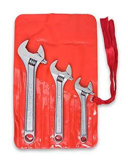 CRESCENT AC3 - Set,Chrome Adj Wrench,(6,