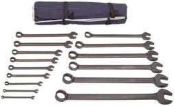 Martin CB15KM Combination Wrench Set, 15 Pieces ranging from