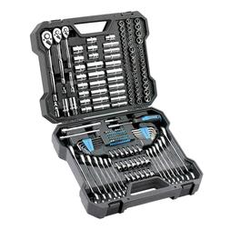 Channel Lock Mechanics Tool Set 200 piece Ratchet Wrenches w