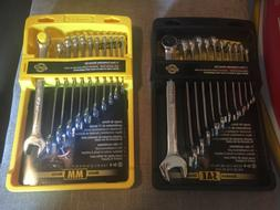 CHOICE! - Stanley 94-385W or 94-386W Combination Wrench Set