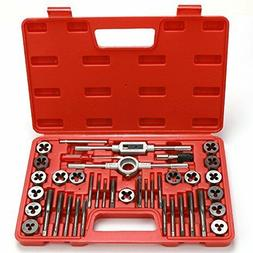 Best Choice 40-Piece Tap and Die Set - Metric Sizes | Essent