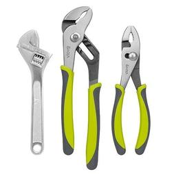 Craftsman 10045 Evolv 3 Piece Pliers and Adjustable Wrench S
