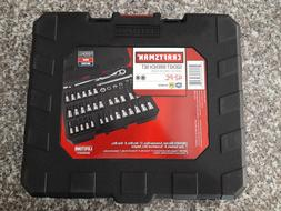 """NEW 9-34845 Craftsman 42 piece 1//4 and 3//8/"""" Drive Bit and Torx Socket Wrench Set"""
