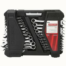 Craftsman 52pc Piece Combination Wrench Set MODEL 70699, SAE