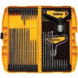 Dewalt DWHT70265 31 Piece Ratcheting T Handle Hex Key Set