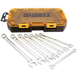 DeWALT DWMT73810 10 - 17mm 8 Piece Long Panel Metric Combina