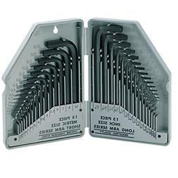 Eclipse Tools 900-038 Pro's Kit Hex Key Set - US and Metric