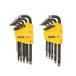 Stanley FMHT80763 Fatmax 22Pc Diamond Tip Hex Key Set
