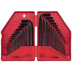 30 Pc Hex Key Set Mm/sae