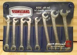 Ignition Wrench Set Proto/Challenger Vintage 8 pc. set #300A