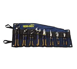 Irwin Vise Grip 2078712  GrooveLock 8 Piece Pliers Set