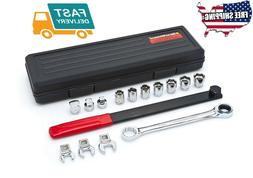 KD Tools 3680 Gearwrench Serpentine Belt Tool Kit - 15-Piece