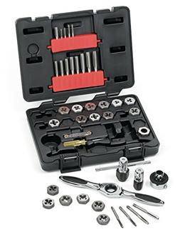 KD Tools 3886 GearWrench Tap and Die Set Metric - 40-Piece