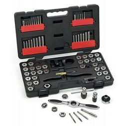 Kd Tools KDS3887 75 Piece Gearwrench Tap And Die Set Sae And