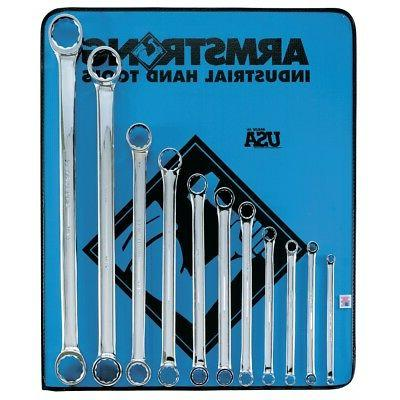 Armstrong 53-845 11 Piece 12 Point Full Polish Metric 15° O