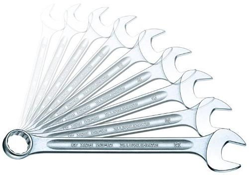 """Stahlwille Combination 7//32/""""  Wrench Spanner 13a"""