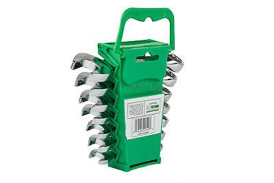 14 Piece Combination Wrench SAE Tool Holder GRIP 89098