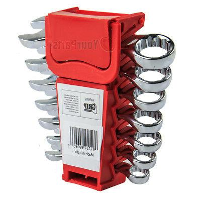 14 Piece Stubby Wrench Set Metric 89098