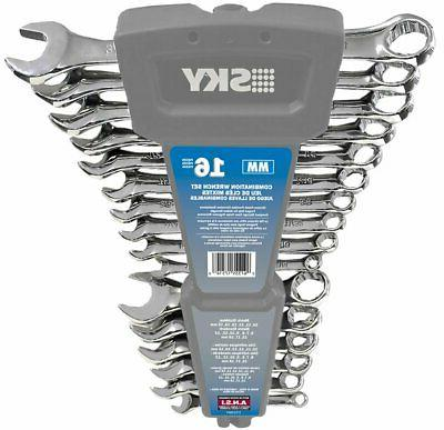 17514sky combination wrench set