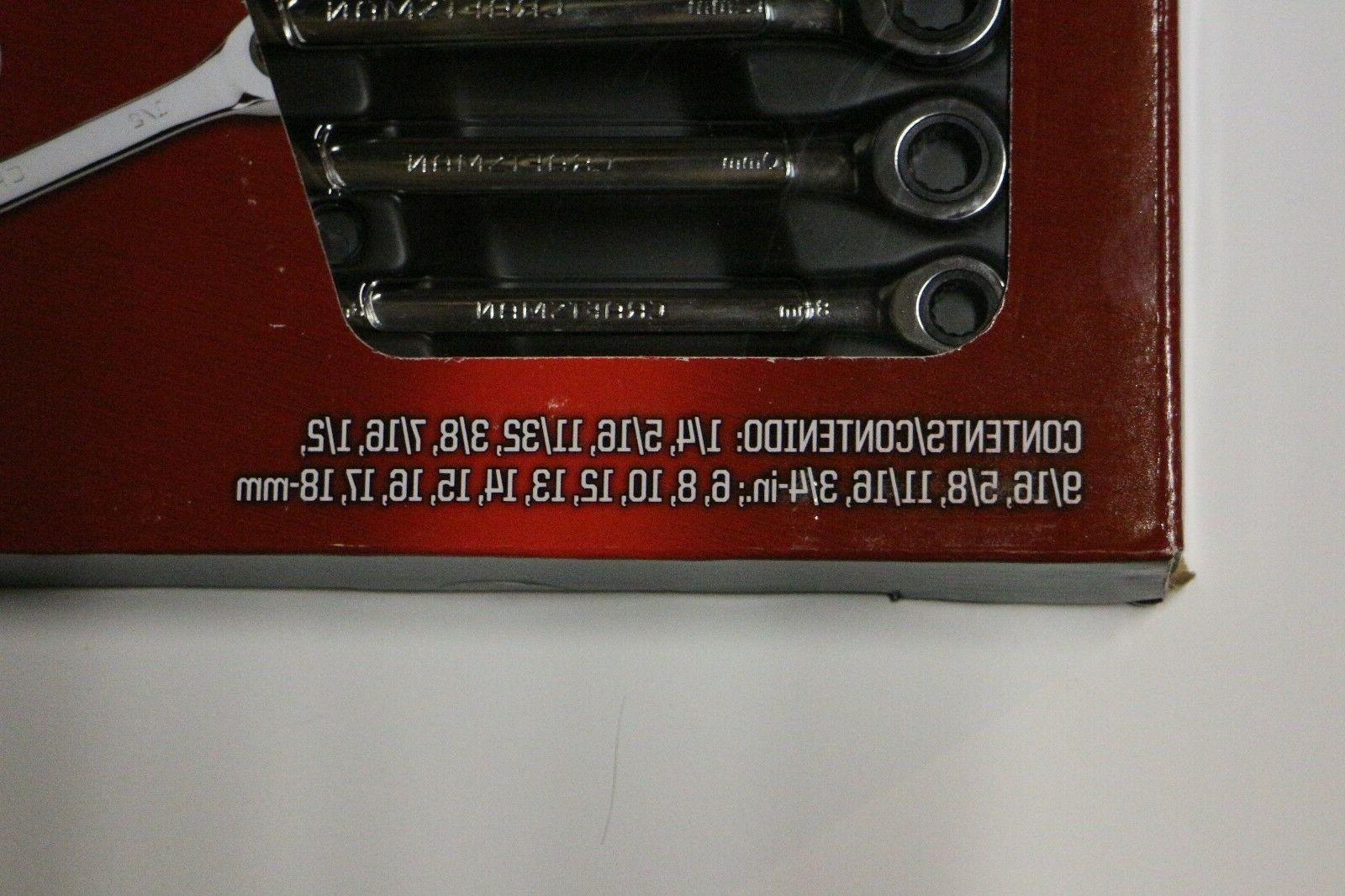 Combination Wrench Inch