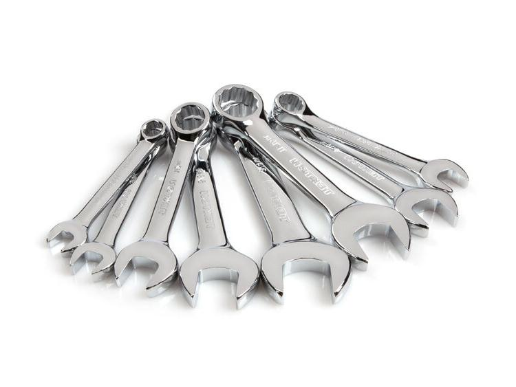 Tekton Stubby Wrench Set