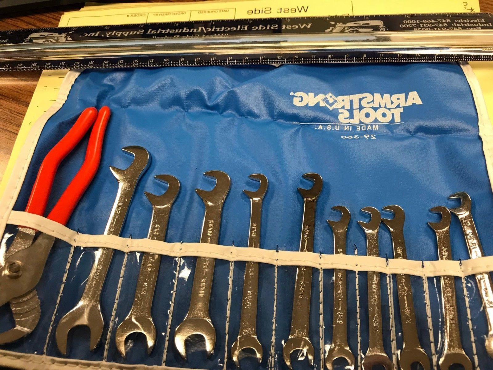 Armstrong 27-941 - 11 Piece 15 and 80 Degree Full Polish Ign