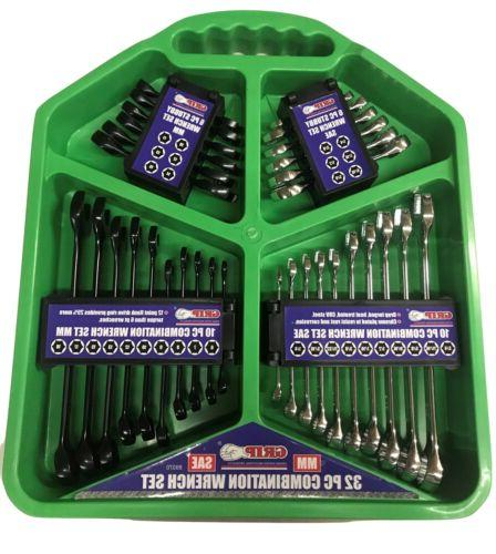 32pc sae mm combination 12pt fully polished