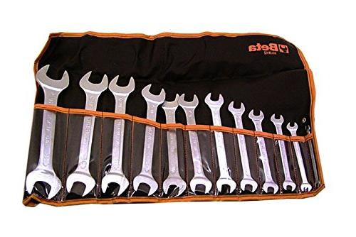 55 b12 open wrench set