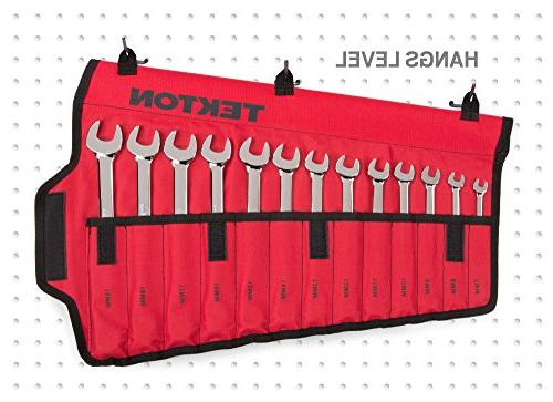 TEKTON Wrench with Storage Pouch, Metric, 7 mm 19 WRN03391