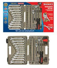 """Crescent Wrench CTK70MP - 1/4"""" & 3/8"""" Drive Combination Tool"""