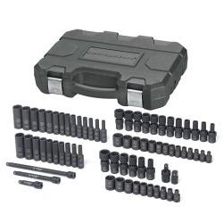 SK Hand Tool 94547 47-Piece 3/8 in. Drive 6-Point SAE/Metric