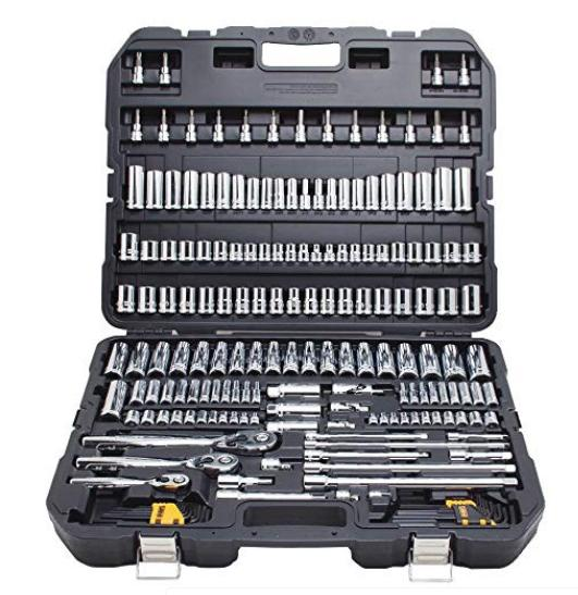 DEWALT Mechanics Set