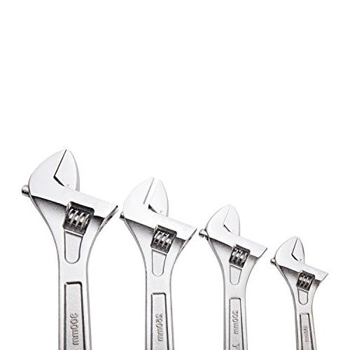 MAXPOWER Adjustable Wrench Set Spanners